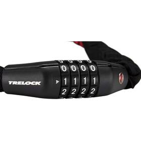 Trelock BC 215 Code Łańcuch rowerowy z zamkiem